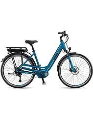 Winora B180.X ER 28 Zoll E-Bike Blau (2016)