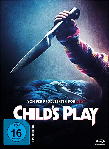 Child's Play - Mediabook  (+ DVD) [Blu-ray] (Blu-ray Childs Play)