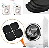 Silent Feet Anti Vibration Pads For Washing Machines And