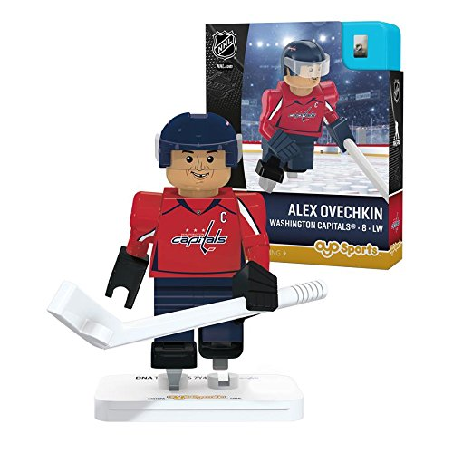 Washington Capitals NHL Alex Ovechkin OYO Mini Figure