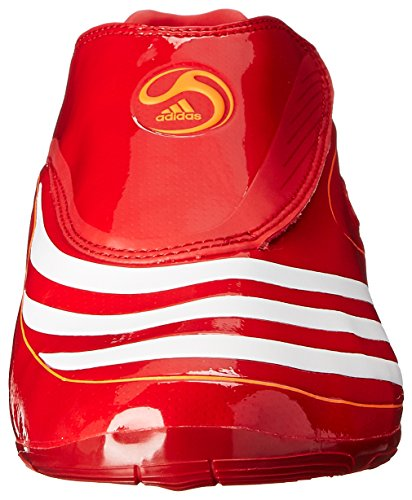Adidas F50.8 Tunit superiore, viola / oro / nero, 8,5 m Red/White/Warning