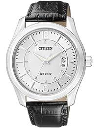 Citizen Herren-Armbanduhr Analog Quarz Leder AW1031-06B
