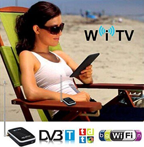 Geniatech MyGica® WiTV Trasmettitore WiFi per Dtt TV Tuner