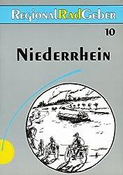 RegionalRadGeber (RRG), Bd.10, Niederrhein
