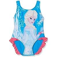ares5niña Arena Elsa–Bañador Disney badenazug, niña, arena Mädchen Elsa Badeanzug Disney, frozen disney, 98