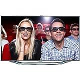 Samsung UE46ES8090 116 cm (46 Zoll), Full HD, LED-TV, Energieeffizienzklasse A, 800 Hz, 3D, Smart-TV