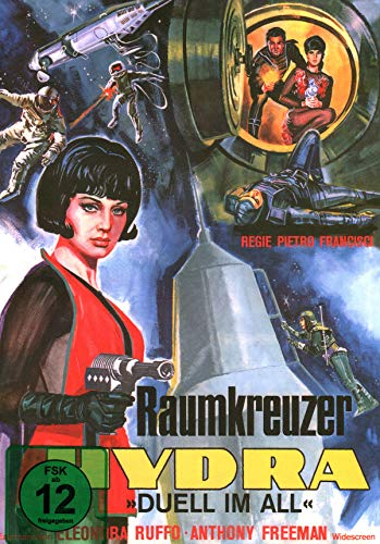 Raumkreuzer Hydra - Duell im All - Auf 333 Stück limitiert - SCIFI Nr. 7 [Limited Edition] (Dvd-duell)