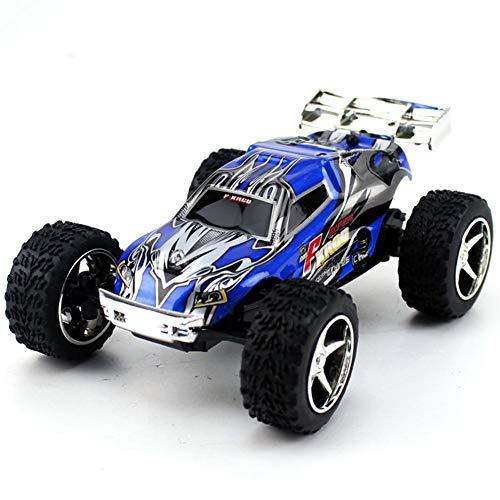 1:36 L929 Fernsteuerung mit hoher Geschwindigkeit, Auto, 2,4 G, Spielzeug-Fernbedienung mit hoher Geschwindigkeit, Ladegeschwindigkeit, Auto, Fernsteuerung mit hoher Geschwindigkeit blau