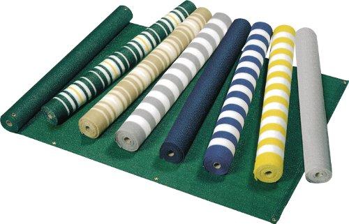 TNC 903822 Balkonverkleidung Balcona, abwaschbar, Rollenware, 25 m x 90 cm, blau/weiß