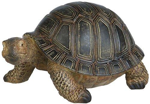 Gartenfigur Schildkröte Turtle Gartendeko Schildkrötenfigur Deko Figur Garten