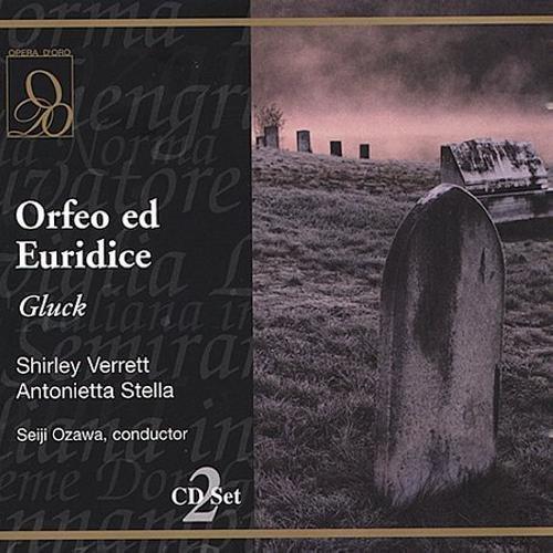 Preisvergleich Produktbild Orfeo ed Euridice