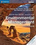 Environmental management coursebook. Per le Scuole superiori (Cambridge International IGCSE)