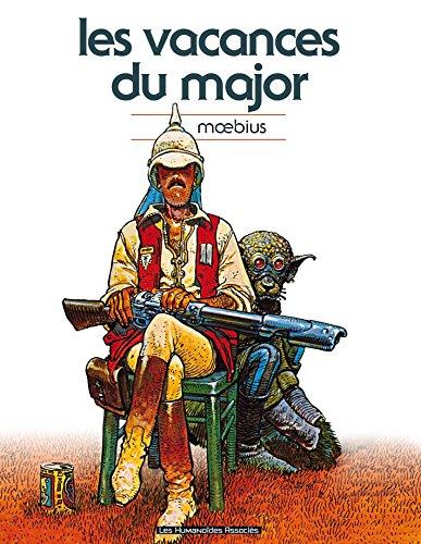 Moebius Oeuvres : Les Vacances du Major classique