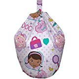 Disney Doc McStuffins Hugs Kids Pink Purple Seat Beanbag Bean Bag With Filling