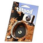Descrizione del prodotto il tiltpod è la prima fotocamera tascabile e un supporto. Non più scavare attraverso la vostra borsa per un treppiede, e niente più precario equilibrio il vostro costoso fotocamera compatta. Basta attaccare il tiltpod alla tu...