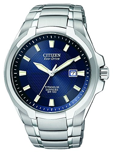 citizen-mens-titanium-eco-drive-blue-dial-bracelet-watch-bm7170-53l