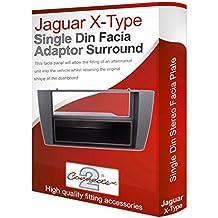 Conects2 Adaptador de Radio/Reproductor de CD para el salpicadero, para Jaguar X Type