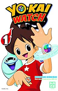 Yo-Kai Watch Edition simple Tome 1