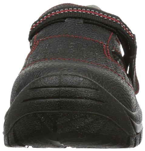 Maxguard  ALEX, Chaussures de sécurité mixte adulte Noir (schwarz)
