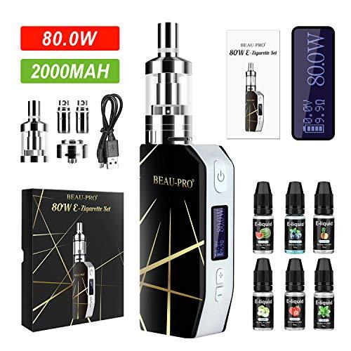 Cigarrillo Electronicos de Vapor sin Nicotina