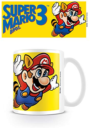 Super Mario MG24885 Mug, Multicolor