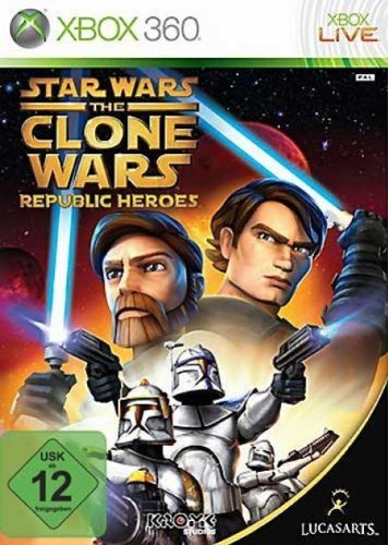Star Wars: The Clone Wars - Republic Heroes (Lego Star Wars Das Videospiel Xbox 360)