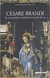Cesare Brandi - La restauration : méthodes et études de cas