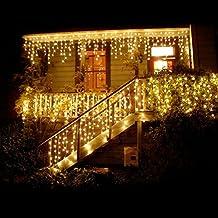 led weihnachtsbeleuchtung außen