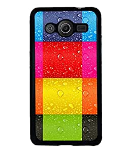 printtech Square Tiles Back Case Cover for Samsung Galaxy Core Prime G360