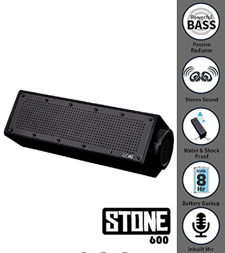 Boat-Stone-600-Water-Proof-and-Shock-Proof-Wireless-Speakers-Black