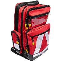 Notfallrucksack LARGE Rot Nylon 480 x 400 x 200 mm leer preisvergleich bei billige-tabletten.eu