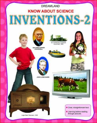 Inventions - 2 (Know About Science) Image