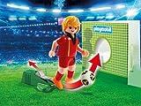 PLAYMOBIL 6897 - Giocatore gioco calcio Nation no. 7