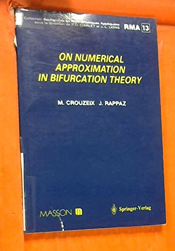 ON NUMERICAL APPROXIMATION IN BIFURCATION THEORY