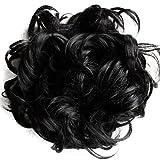Prettyshop XXXL Haarteil Haargummi Hochsteckfrisuren