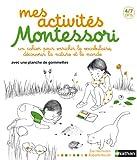 Mes activités Montessori - 4/7 ans