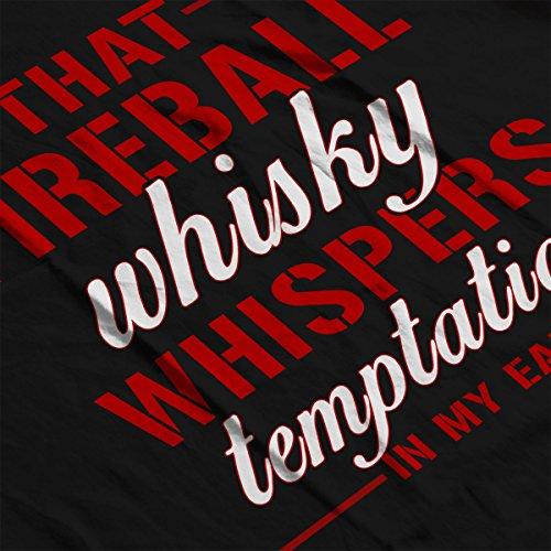 Fireball Whisky Men's Vest Black