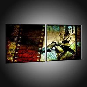 Images d`art sur la toile Pin-Up imprime Modèles vente boutique en ligne in 40x80 cm