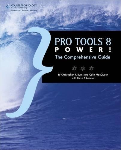 Pro Tools 8 Power! (Pro Tools 8 Le)