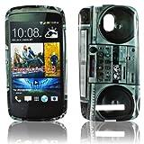 Thematys TPU Ghettoblaster Design Silikon Schutzhülle für HTC Desire 500