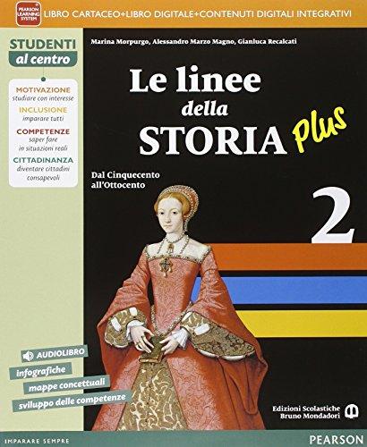 Linee della storia plus. Per la Scuola media. Con e-book. Con espansione online: 2