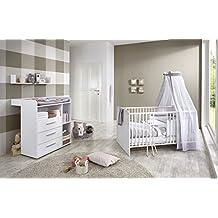 Babyzimmer weiß komplett  Suchergebnis auf Amazon.de für: babyzimmer günstig komplett