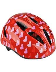 Fischer casco en forma de corazón, todo el año, unisex, color Rojo - rojo, tamaño extra-small