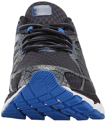 Zoot Diego Herren Laufschuhe, Chaussures de Course Homme Multicolore - Mehrfarbig (pewter/black/zoot blue)