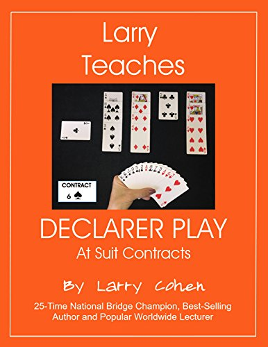 Larry Teaches Declarer Play at Suit Contracts (English gebraucht kaufen  Wird an jeden Ort in Deutschland