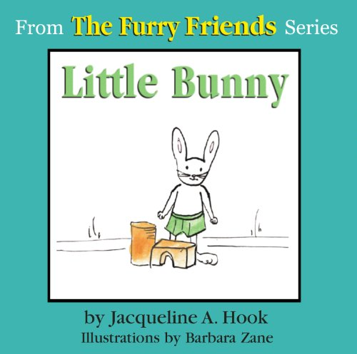 Little Bunny (The Furry Friends Book 1) (English Edition)