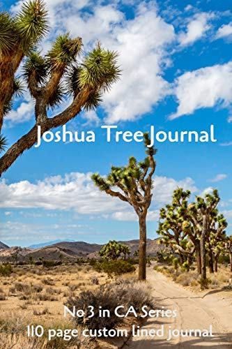 California Girls T-shirt (Joshua Tree Journal: 110 page custom lined journal (CA Series, Band 3))