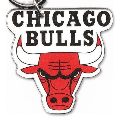 Wincraft NBA 21234041Chicago Bulls Premium Acryl Schlüsselanhänger