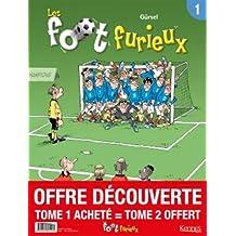 Les Foots Furieux - pack T2 acheté = T1 offert