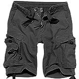 Brandit Vintage Shorts Vintage Shorts Black L